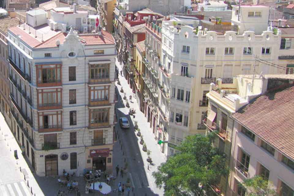 Buy the commercial space in central districts, Spain - price